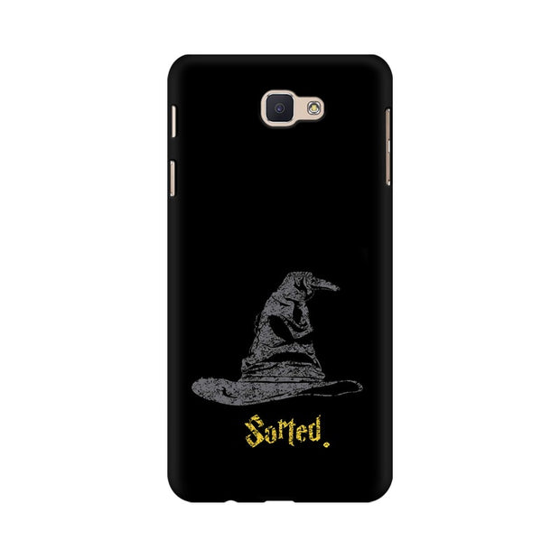 Samsung J5 Prime Sorting Hat Harry Potter Phone Cover & Case