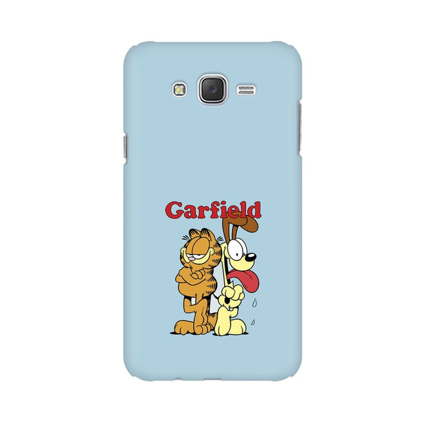 Samsung J5 Garfield & Odie Phone Cover & Case