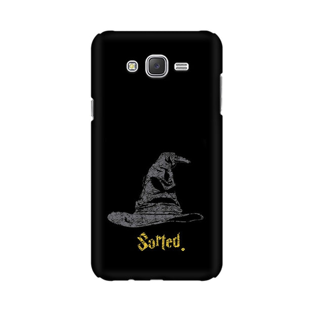 Samsung J5 Sorting Hat Harry Potter Phone Cover & Case