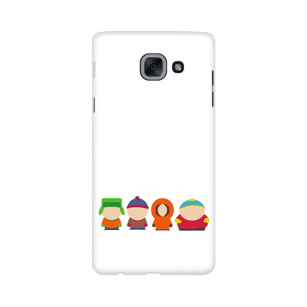 Samsung J7 Max South Park Minimal Phone Cover & Case