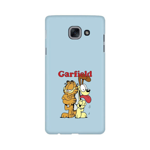 Samsung J7 Max Garfield & Odie Phone Cover & Case