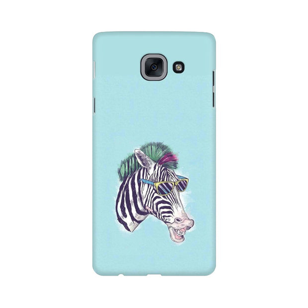 Samsung J7 Max The Zebra Style Cool Phone Cover & Case