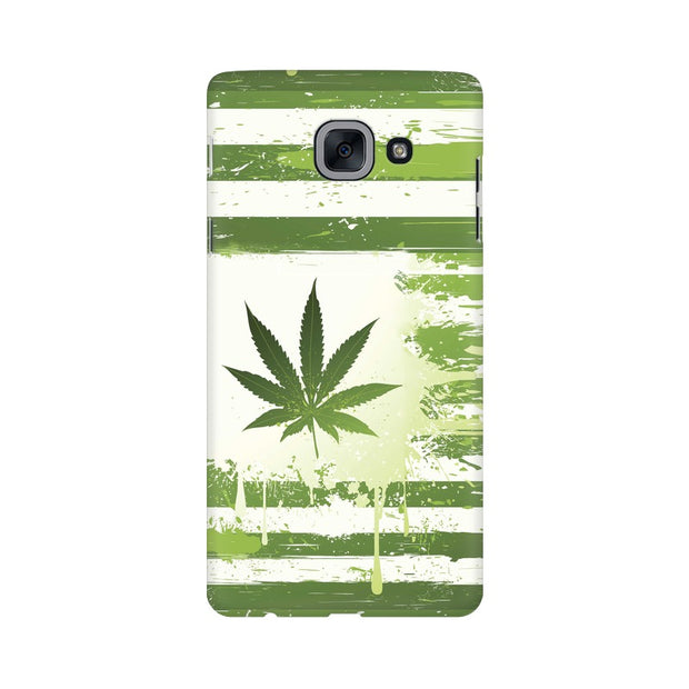 Samsung J7 Max Weed Flag  Phone Cover & Case