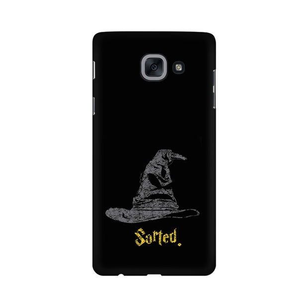 Samsung J7 Max Sorting Hat Harry Potter Phone Cover & Case