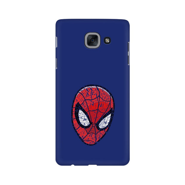 Samsung J7 Max Spider Man Graphic Fan Art Phone Cover & Case