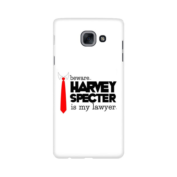 Samsung J7 Max Harvey Spectre Is My Lawyer Suits Phone Cover & Case