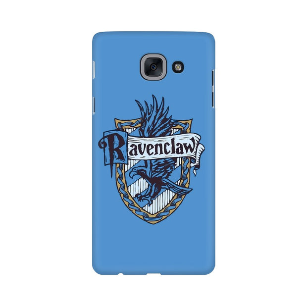 Samsung J7 Max Ravenclaw House Crest Harry Potter Phone Cover & Case