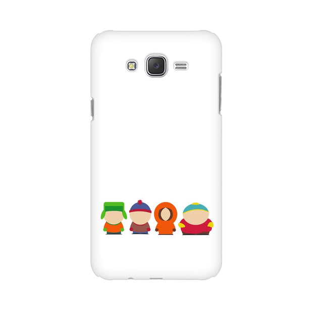 Samsung J7 Nxt South Park Minimal Phone Cover & Case