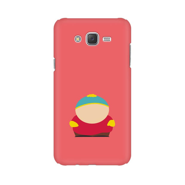 Samsung J7 Nxt Eric Cartman Minimal South Park Phone Cover & Case