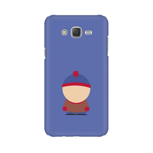 Samsung J7 Nxt Stan Marsh Minimal South Park Phone Cover & Case