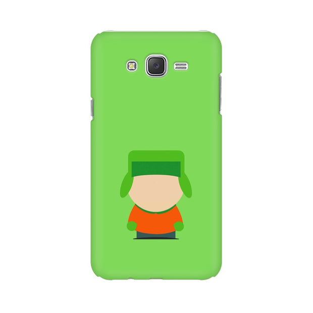 Samsung J7 Nxt Kyle Broflovski Minimal South Park Phone Cover & Case