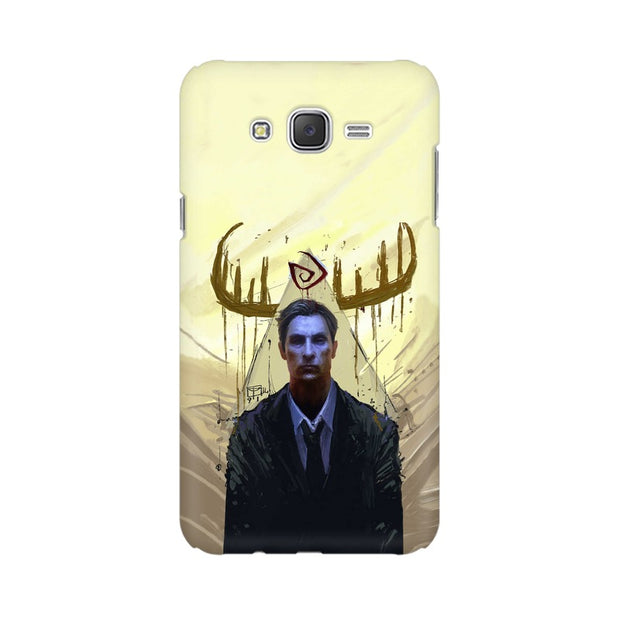 Samsung J7 Nxt True Detective Rustin Fan Art Phone Cover & Case