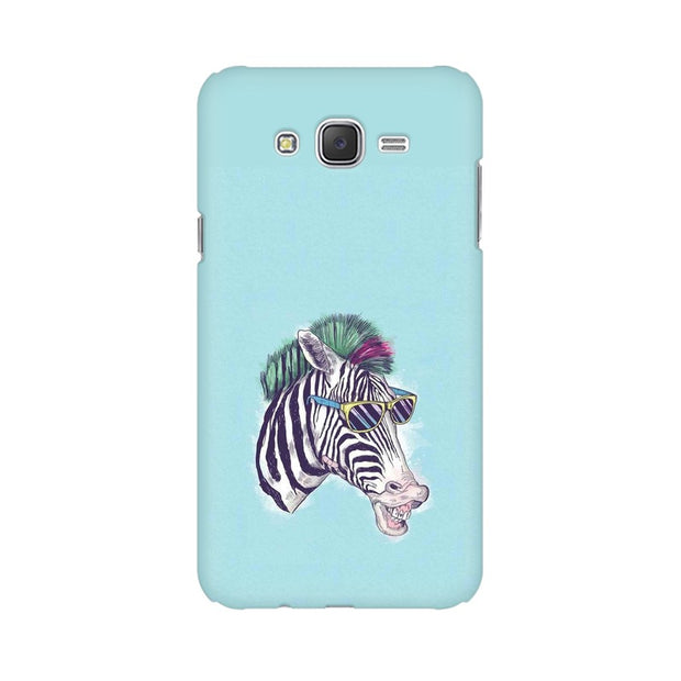 Samsung J7 Nxt The Zebra Style Cool Phone Cover & Case