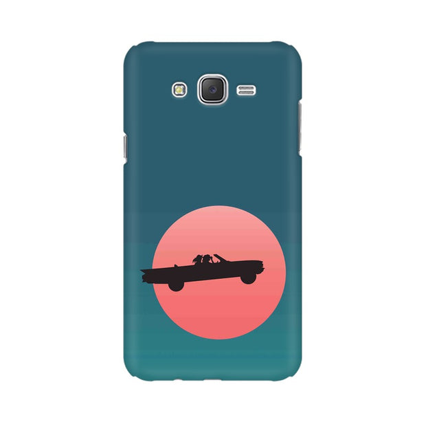 Samsung J7 Nxt Thelma & Louise Movie Minimal Phone Cover & Case