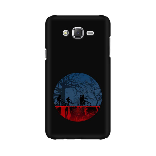 Samsung J7 Nxt Stranger Things Fan Art Phone Cover & Case
