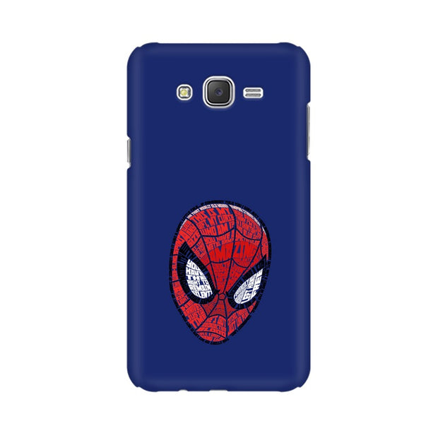 Samsung J7 Nxt Spider Man Graphic Fan Art Phone Cover & Case