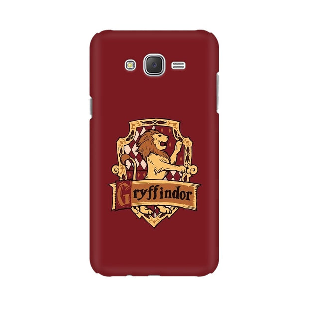 Samsung J7 Nxt Gryffindor House Crest Harry Potter Phone Cover & Case