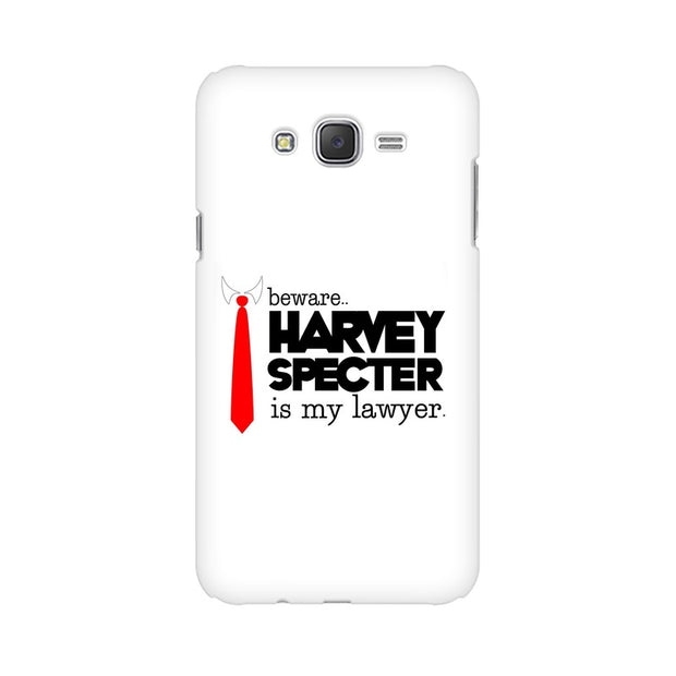 Samsung J7 Nxt Harvey Spectre Is My Lawyer Suits Phone Cover & Case