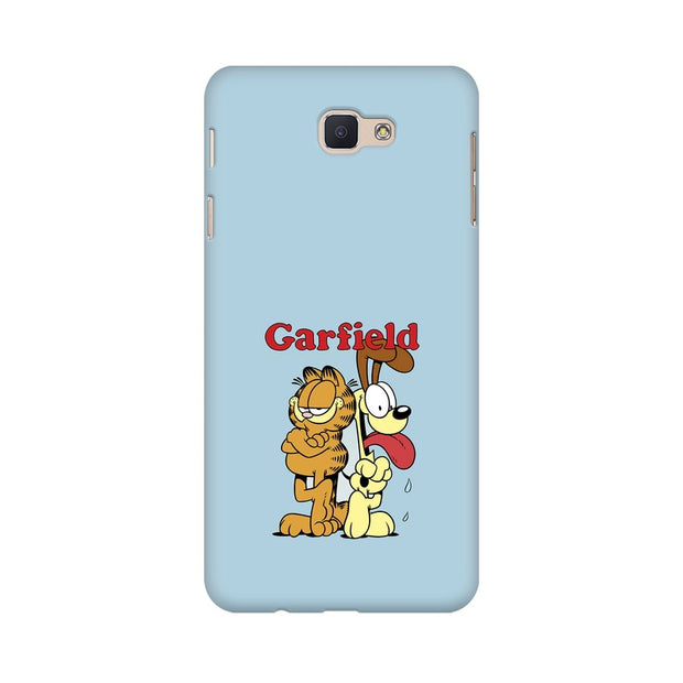 Samsung J7 Prime Garfield & Odie Phone Cover & Case