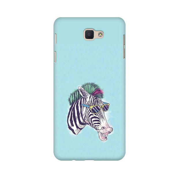 Samsung J7 Prime The Zebra Style Cool Phone Cover & Case