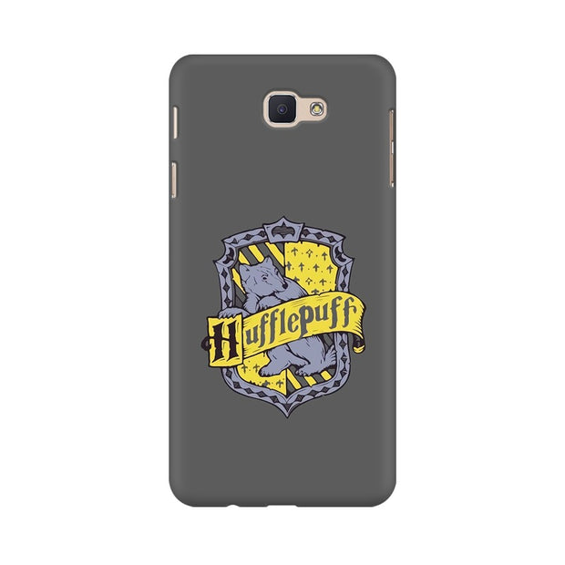 Samsung J7 Prime Hufflepuff House Crest Harry Potter Phone Cover & Case