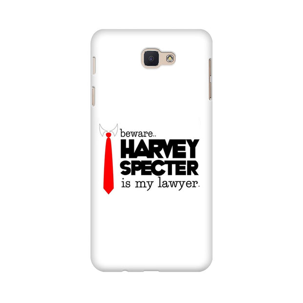 Samsung J7 Prime Harvey Spectre Is My Lawyer Suits Phone Cover & Case
