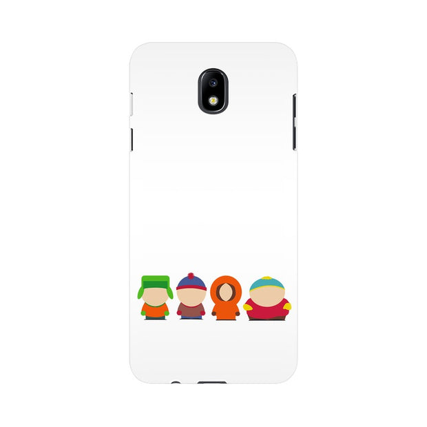 Samsung J7 Pro South Park Minimal Phone Cover & Case