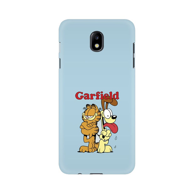 Samsung J7 Pro Garfield & Odie Phone Cover & Case