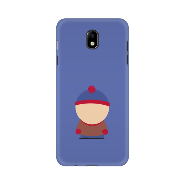 Samsung J7 Pro Stan Marsh Minimal South Park Phone Cover & Case