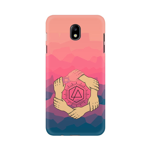 Samsung J7 Pro Linkin Park Logo Chester Tribute Phone Cover & Case