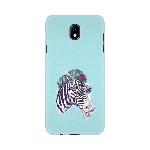 Samsung J7 Pro The Zebra Style Cool Phone Cover & Case