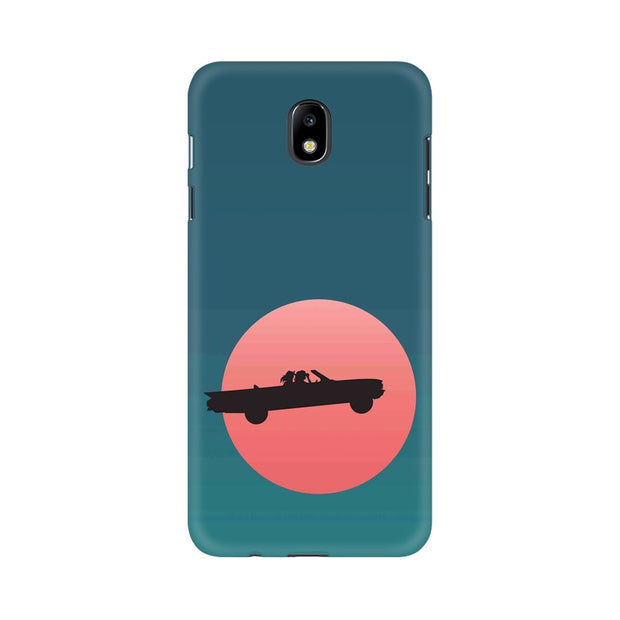 Samsung J7 Pro Thelma & Louise Movie Minimal Phone Cover & Case