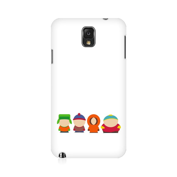 Samsung Note 3 South Park Minimal Phone Cover & Case