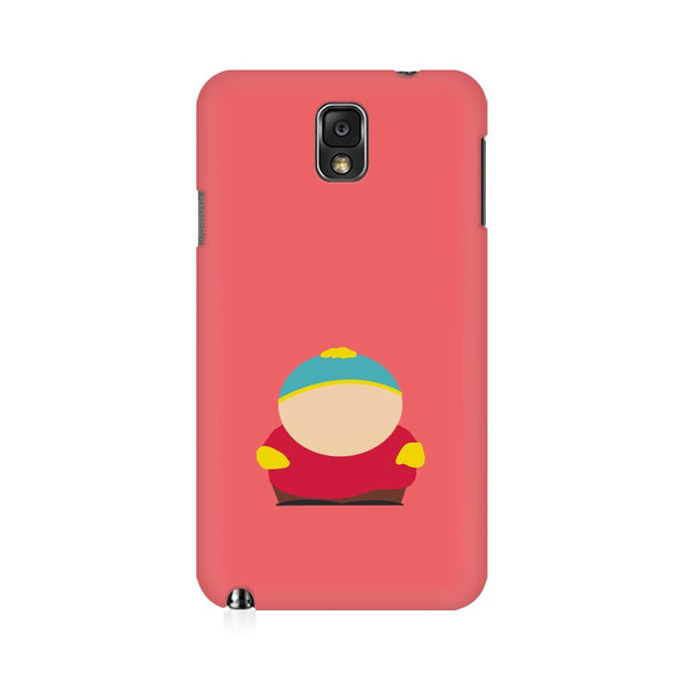 Samsung Note 3 Eric Cartman Minimal South Park Phone Cover & Case