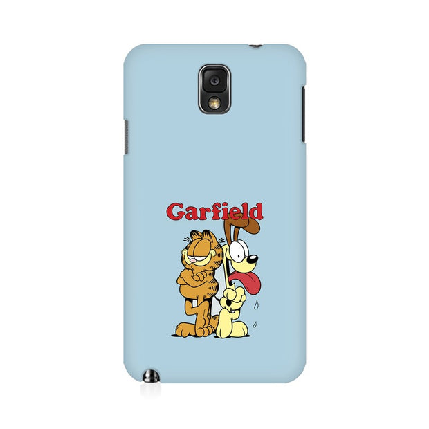 Samsung Note 3 Garfield & Odie Phone Cover & Case