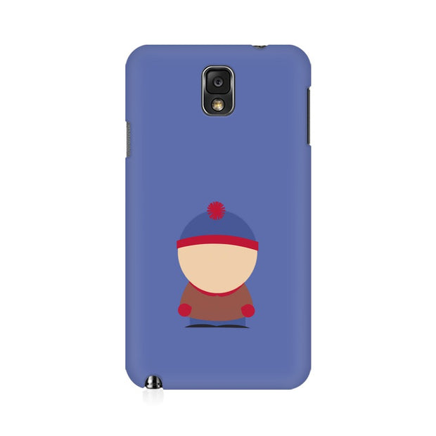 Samsung Note 3 Stan Marsh Minimal South Park Phone Cover & Case