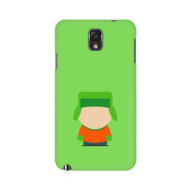 Samsung Note 3 Kyle Broflovski Minimal South Park Phone Cover & Case