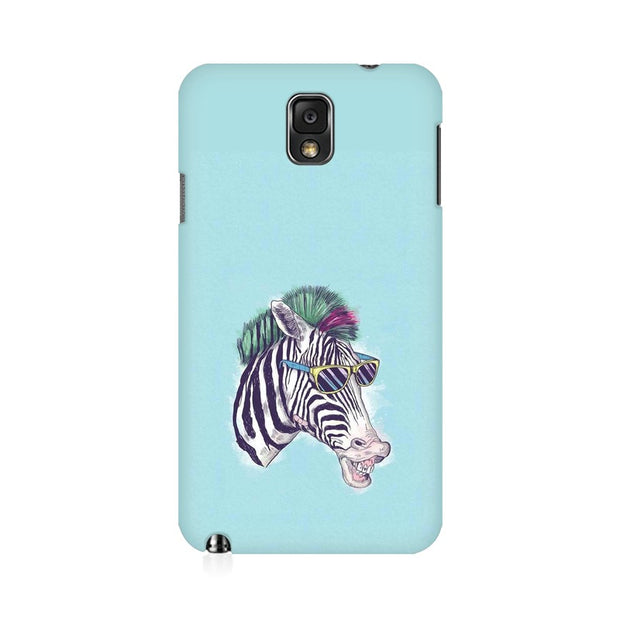 Samsung Note 3 The Zebra Style Cool Phone Cover & Case