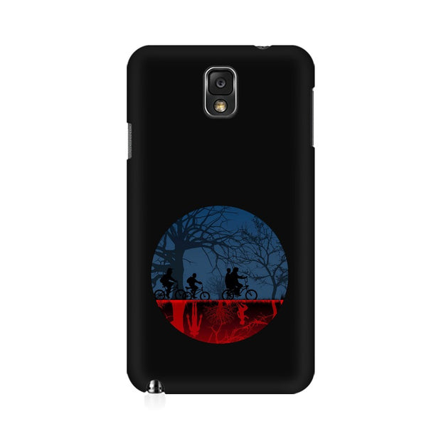 Samsung Note 3 Stranger Things Fan Art Phone Cover & Case