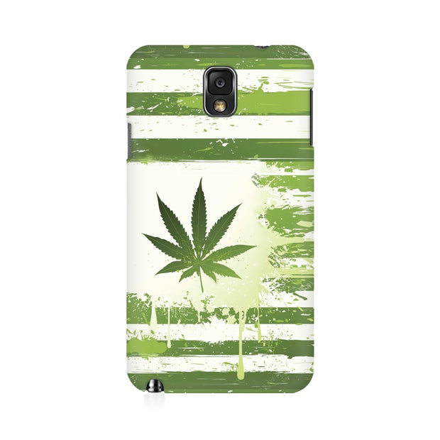Samsung Note 3 Weed Flag  Phone Cover & Case