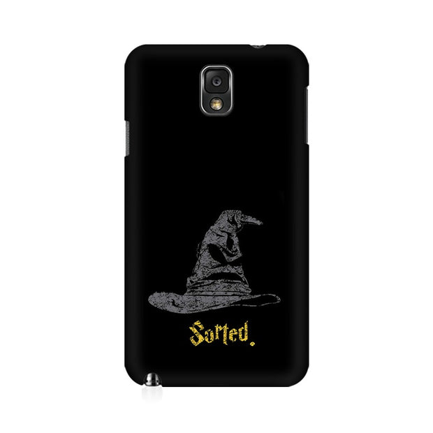 Samsung Note 3 Sorting Hat Harry Potter Phone Cover & Case
