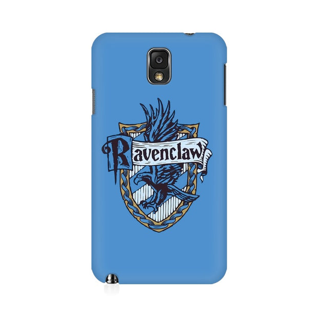 Samsung Note 3 Ravenclaw House Crest Harry Potter Phone Cover & Case