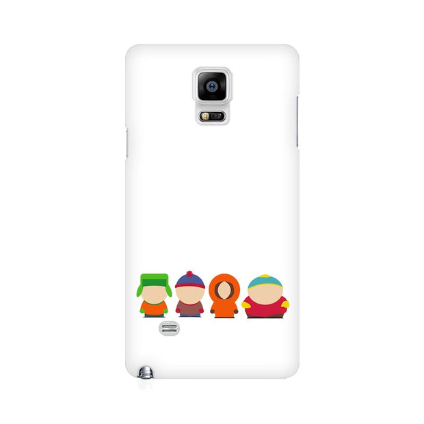 Samsung Note 4 South Park Minimal Phone Cover & Case
