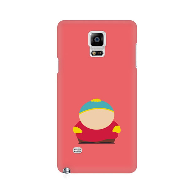 Samsung Note 4 Eric Cartman Minimal South Park Phone Cover & Case