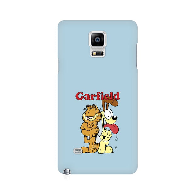 Samsung Note 4 Garfield & Odie Phone Cover & Case