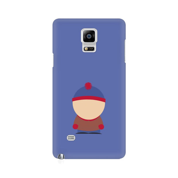 Samsung Note 4 Stan Marsh Minimal South Park Phone Cover & Case