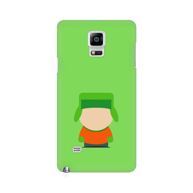 Samsung Note 4 Kyle Broflovski Minimal South Park Phone Cover & Case