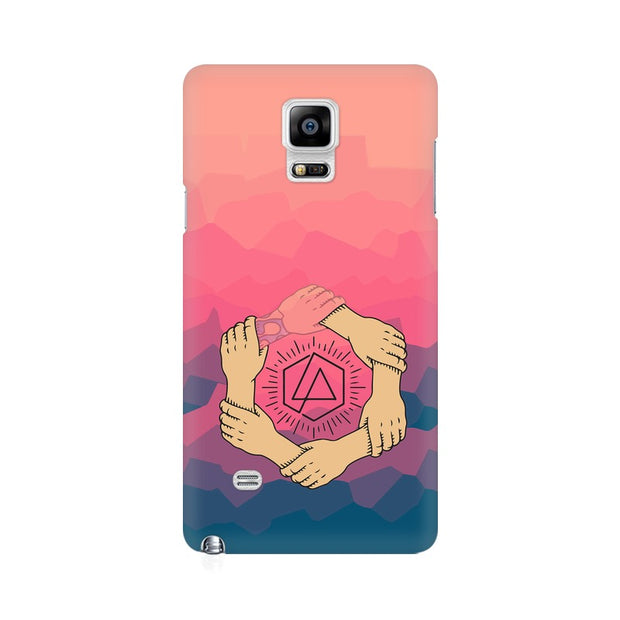 Samsung Note 4 Linkin Park Logo Chester Tribute Phone Cover & Case