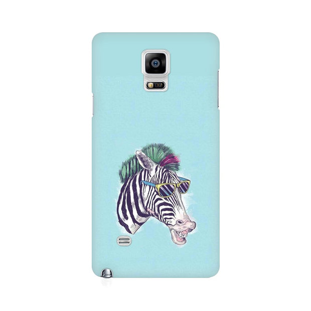 Samsung Note 4 The Zebra Style Cool Phone Cover & Case