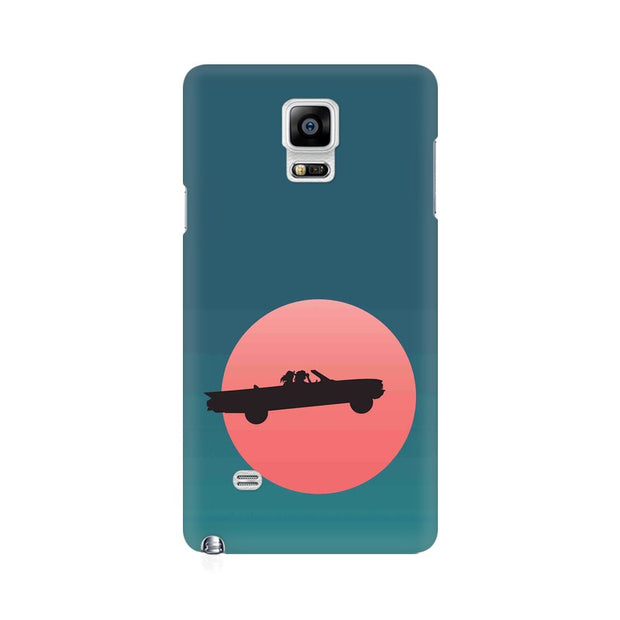 Samsung Note 4 Thelma & Louise Movie Minimal Phone Cover & Case